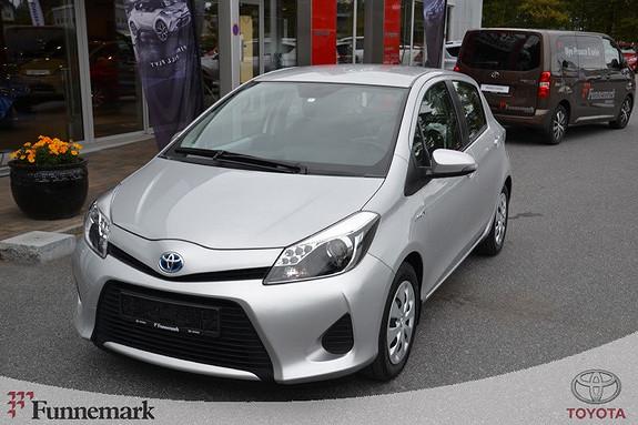 Toyota Yaris 1,5 Hybrid Active  2013, 24600 km, kr 149000,-