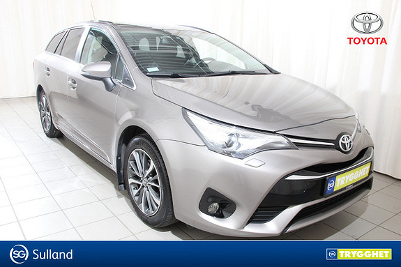 Toyota Avensis Touring Sports 1,8 Active M-drive 7S