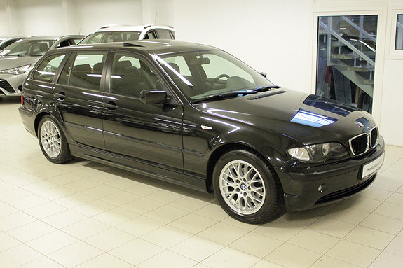 BMW 3-serie 318i A Touring  2002, 180977 km, kr 79000,-