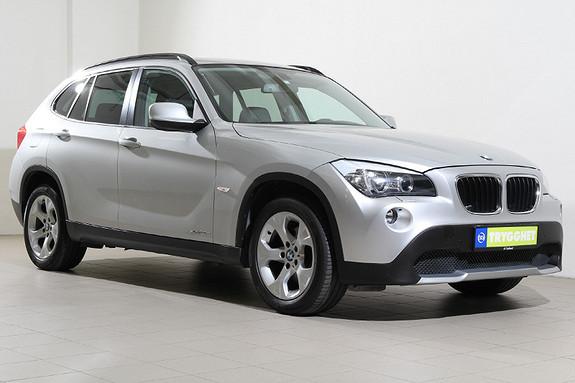 BMW X1 xDrive20d Automat Navi-PDC-Xenon-DAB+-Hengerfeste++