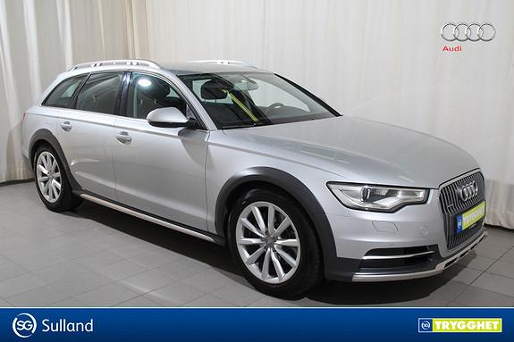 Audi A6 allroad quattro 3.0 TDI 204hk S tronic Navi/DAB+/Bluetooth+++