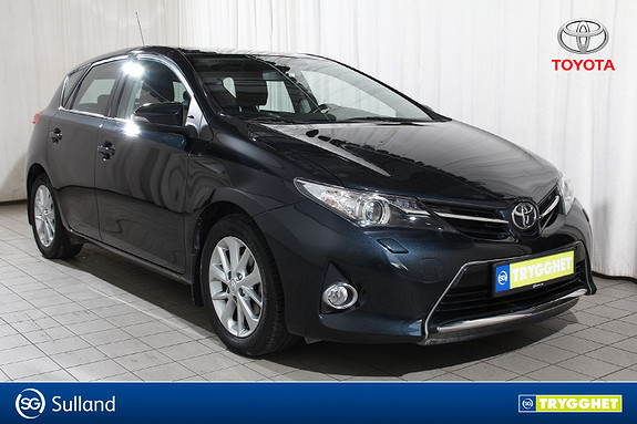 Toyota Auris 1,6 Valvematic Active Nybilgaranti-Ryggekamera-Klima