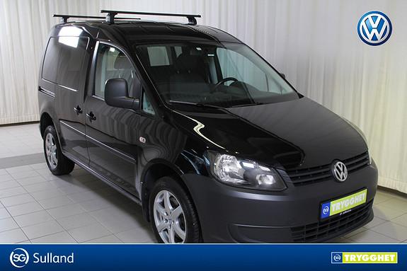 Volkswagen Caddy 2.0 140 TDI 4Motion DSG