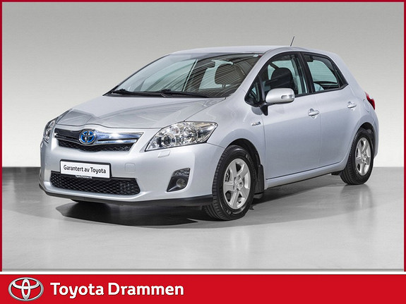 Toyota Auris 1,8 Hybrid Advance HSD  2011, 36185 km, kr 149000,-