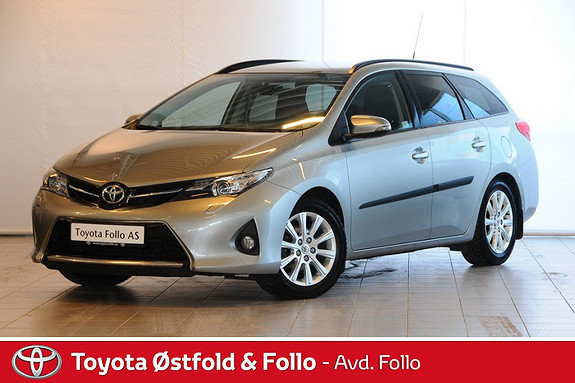 Toyota Auris Touring Sports 1,6 Mdrive Style  2014, 74841 km, kr 198000,-