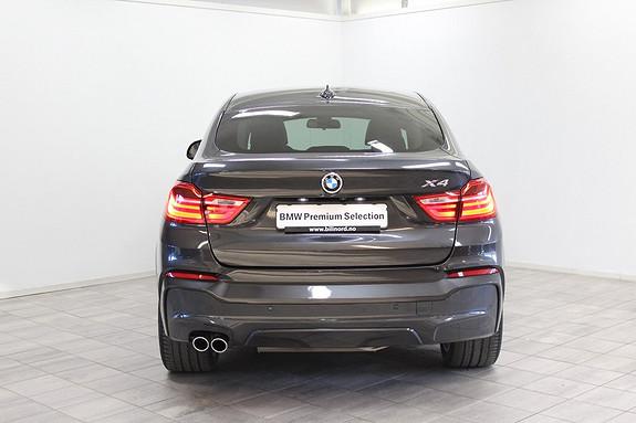 Bilbilde: BMW X4