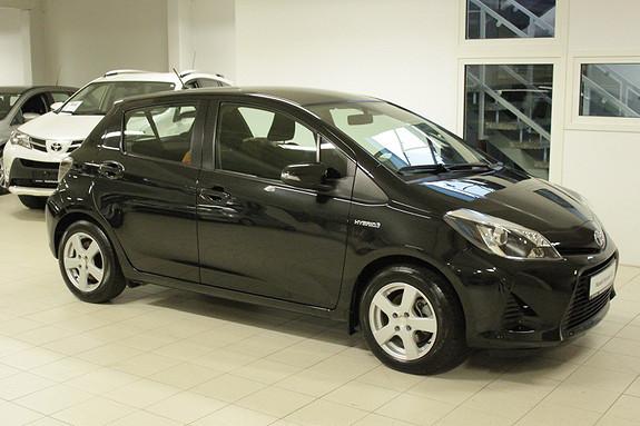 Toyota Yaris 1,5 Hybrid Active+ e-CVT aut  2012, 30000 km, kr 154000,-
