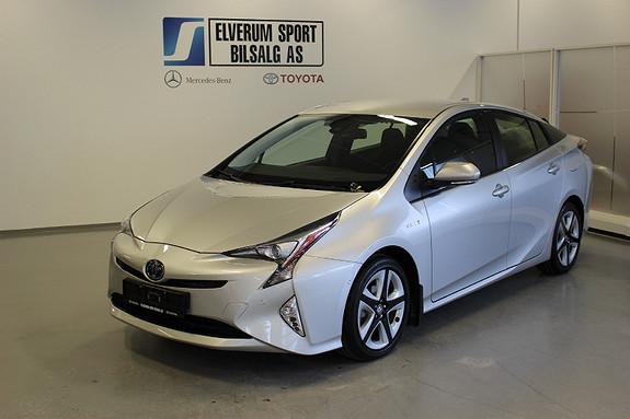 Toyota Prius 1,8 VVT-i Hybrid Executive  2016, 2872 km, kr 279000,-