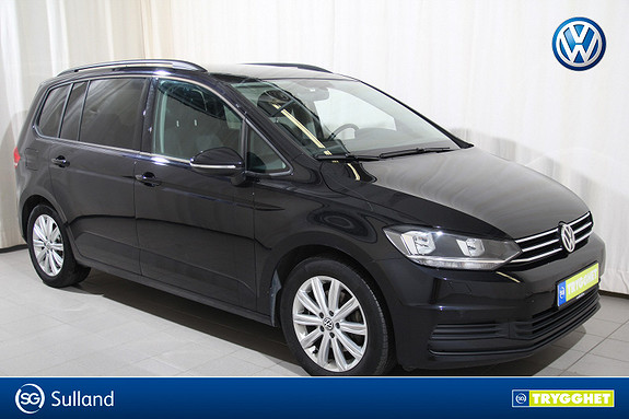 Volkswagen Touran 1,6 110 TDI Businessline DAB+/Webasto/7-Seter