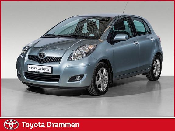 Toyota Yaris 1,33 Sol 6MMT  2011, 63675 km, kr 109000,-
