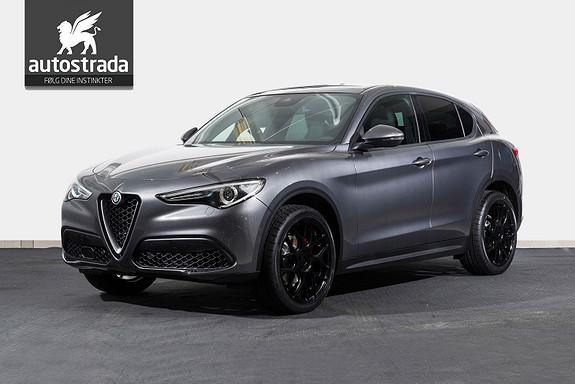 """Alfa Romeo Stelvio 2.0T 280hk Q4 Sportsseter 21"""""""