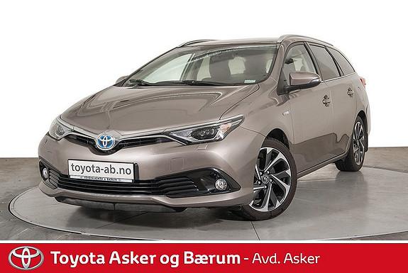 Toyota Auris Touring Sports 1,8 Hybrid Style  2016, 17500 km, kr 265000,-