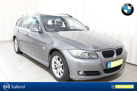 BMW 3-serie 320d xDrive Automat el.hengerfeste,dieselvarmer