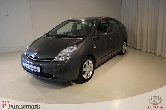 Toyota Prius 1,5 Executive m/navi og skinn interiør  2009, 161000 km, kr 89000,-