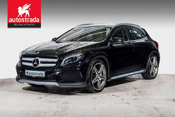 Mercedes-Benz GLA 220CDI 4Matic AMG/Command/Pano/Rentekampanje 0,99%