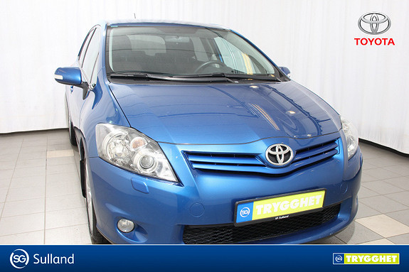 Toyota Auris 1,4 D-4D (DPF) Kuro S-Edition  , Spesialmodell