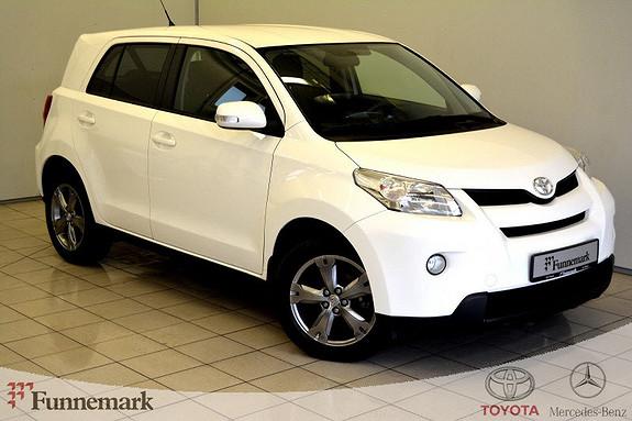 Toyota Urban Cruiser 1,4 D-4D Dynamic AWD Kompl. service, billig i drift!!  2012, 80000 km, kr 149000,-