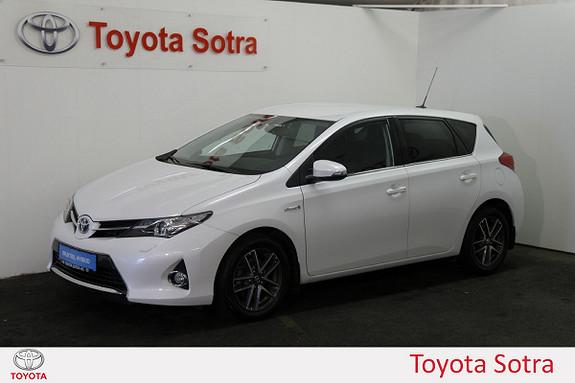 Toyota Auris 1,8 Hybrid E-CVT Active+  2014, 45000 km, kr 209000,-