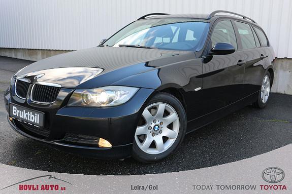 BMW 3-serie 320d Touring 163HK - Sportseter - Optimalisert  2006, 184000 km, kr 99900,-