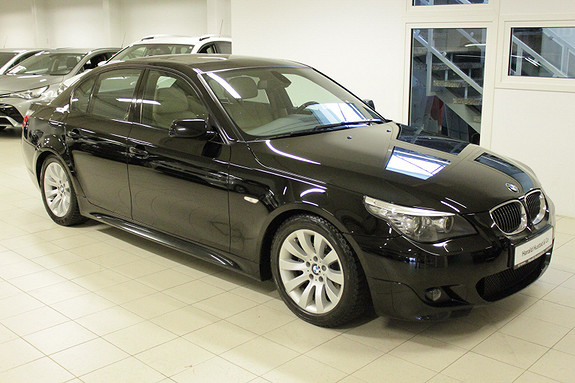 BMW 5-serie 520d Automat  2009, 163170 km, kr 179000,-