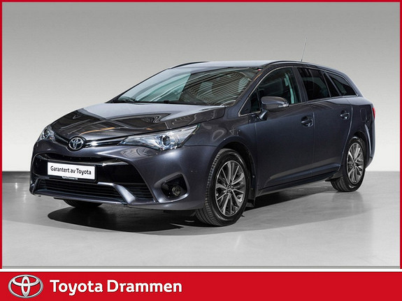 Toyota Avensis Touring Sports 1,8 Active M-drive 7S  2015, 44 440 km, kr 289 000,-