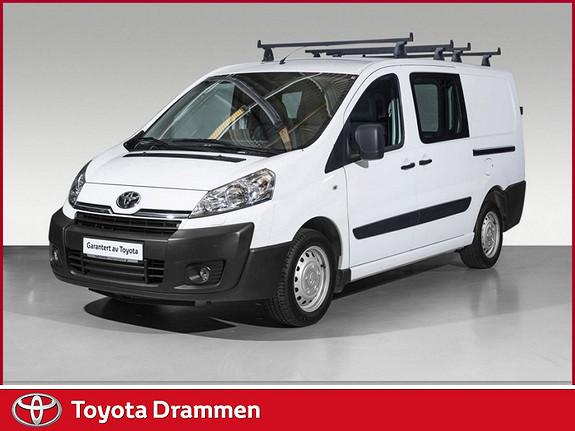 Toyota Proace 2,0 128hk L2H1  2014, 44680 km, kr 169000,-