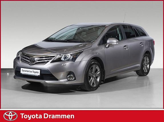 Toyota Avensis 1,8 147hk Advance Inb. 2.0 M-Drive S  2014, 18210 km, kr 259000,-