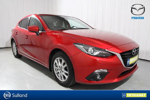 Mazda 3 2,2D 150hk Vision Radio DAB+