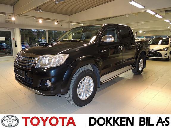 Toyota HiLux D-4D 171hk D-Cab Aut 4wd SR+ Tectylert  2012, 43000 km, kr 329000,-