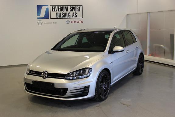 Volkswagen Golf GTD 2,0 TDI 184hk DSG  2015, 21600 km, kr 339000,-