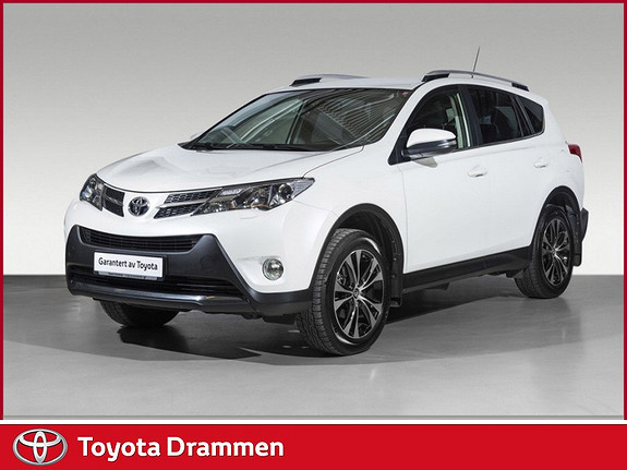 Toyota RAV4 2,0 4WD Active CVT  2014, 75460 km, kr 339000,-