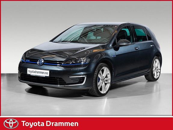Volkswagen Golf 1,4 GTE Highline 204hk TSI DSG  2016, 30850 km, kr 309000,-