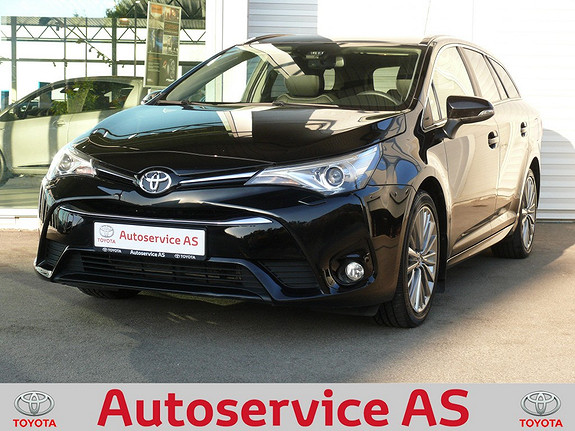 Toyota Avensis Touring Sports 1,6 D-4D Active Style  2015, 32000 km, kr 239000,-
