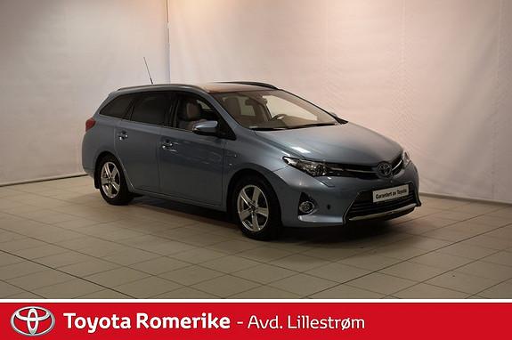 Toyota Auris Touring Sports 1,8 Hybrid Executive Panoramatak & skinn  2014, 25704 km, kr 239000,-