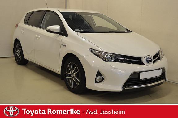 Toyota Auris 1,8 Hybrid E-CVT Active+  2014, 49400 km, kr 209000,-