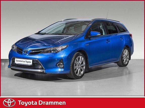 Toyota Auris 1,8 Hybrid Executive HSD  2014, 55170 km, kr 219000,-