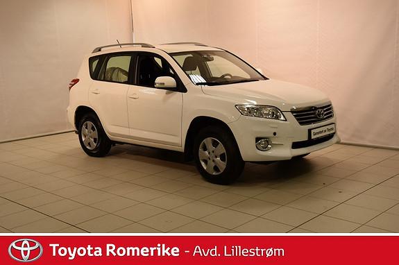 Toyota RAV4 2,2 D-4D Vanguard LAV KM  2012, 32836 km, kr 249000,-