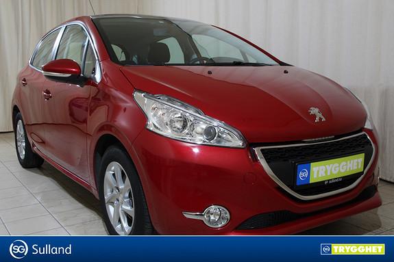 Peugeot 208 Active 1,2 VTi 82hk