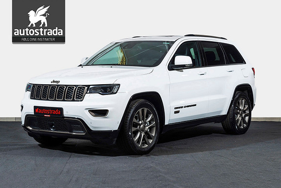 Jeep Grand Cherokee 3.0 CRD 8AT 250hk 75th Edition KAMPANJE