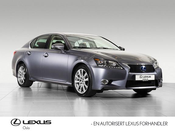 Lexus GS 300h Executive Skinn, DAB+,  2015, 37394 km, kr 479000,-