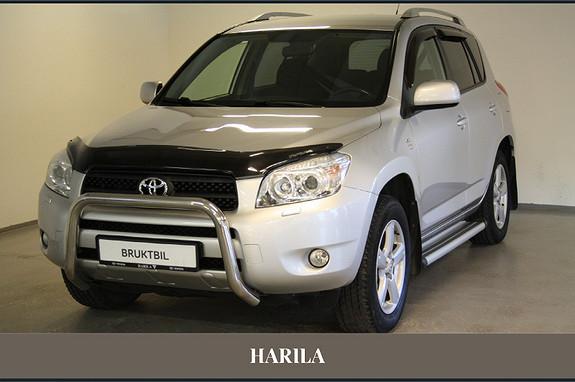 Toyota RAV4 2,2 D-4D 136hk DPF Sport  2007, 102966 km, kr 159000,-