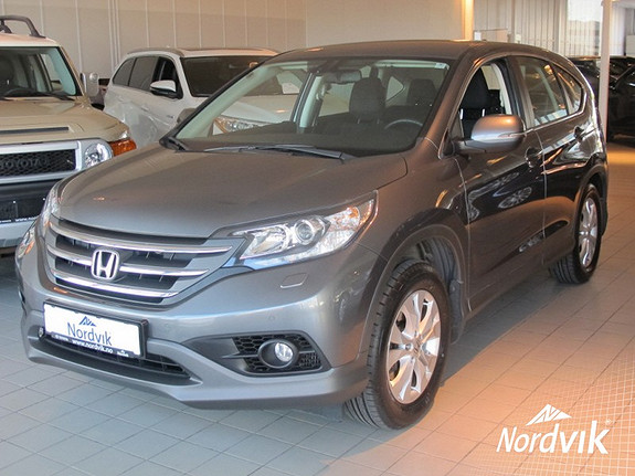 Honda CR-V 2,2 i-DTEC Elegance Lifestyle 6MT  2012, 70000 km, kr 299000,-