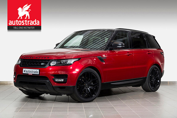Land Rover Range Rover Sport 3,0SDV6 HSE Dynamic Stealth Pack