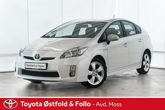 Toyota Prius 1,8 VVT-i Hybrid Executive / KOMPLETT SERVICEHISTORIKK  2011, 69900 km, kr 163000,-