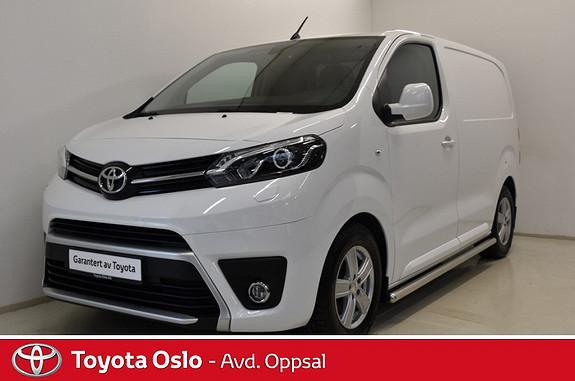 Toyota Proace 1,6 D 95 Comfort Compact L0H1 , DAB+,  2016, 10074 km, kr 244900,-