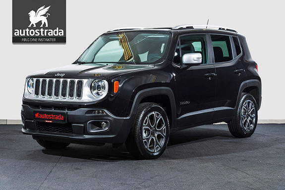 Jeep Renegade 2.0MJD 140hk Limited KAMPANJE
