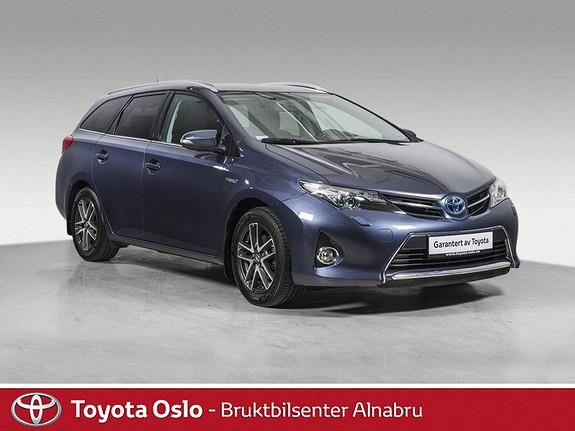 Toyota Auris Touring Sports 1,8 Hybrid Active+ DAB+  2014, 44462 km, kr 219900,-