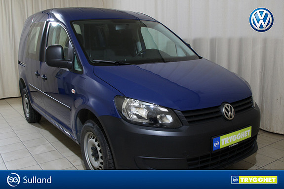 Volkswagen Caddy 2.0 110 TDI 4Motion