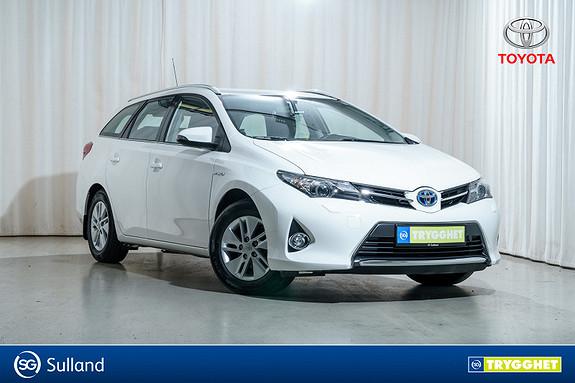 Toyota Auris 1,8 Hybrid E-CVT Active Lav km. stand!