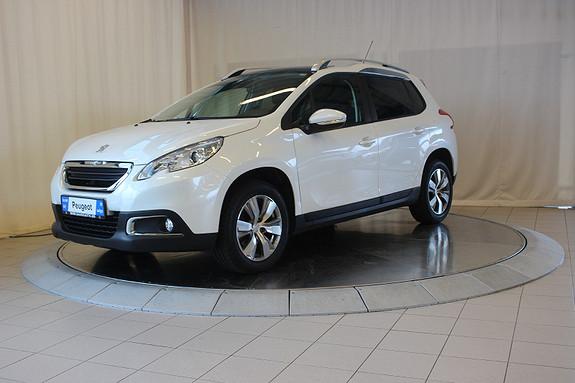 Peugeot 2008 Active Style 1,2 PureTech 110hk aut *****0 INSKUDD****  2015, 17400 km